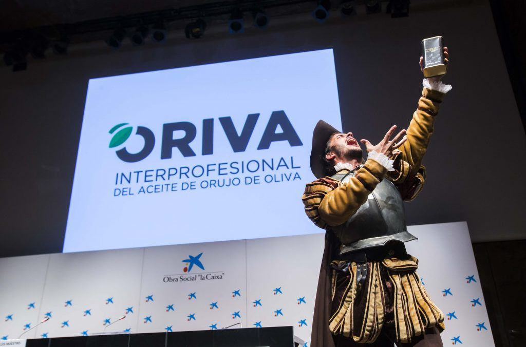 EL MURO DEL ACEITE DE ORUJO DE OLIVA