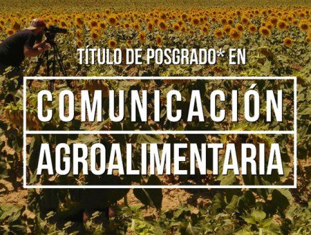 ORIVA patrocina la nueva edición del Curso de Experto Universitario en Comunicación Agroalimentaria de APAE
