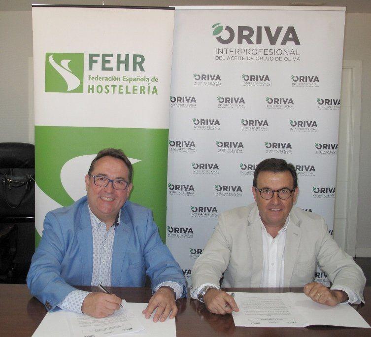 Firma-acuerdo-FEHR-ORIVA_José-Luis-Maestro-presidente-ORIVA_José-Luis-Yzuel-presidente-FEHR