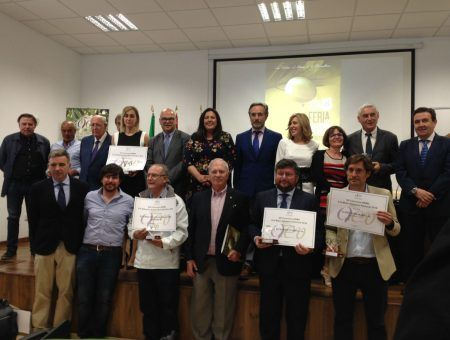 Bestowal of the first AEMO Prize for the Promotion of the Olive Culture, for the apadrinaunolivo.org initiative