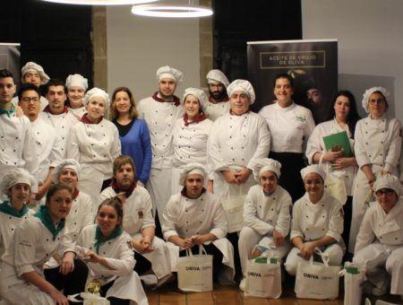 """""""La cantera de chefs de Santo Domingo de la Calzada viene pisando fuerte"""""""
