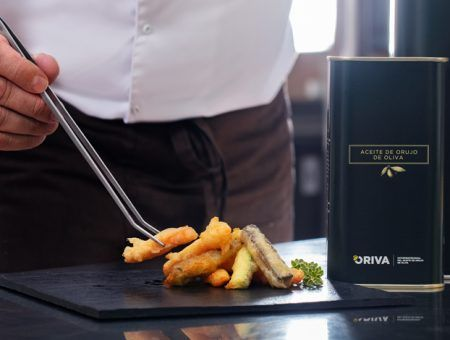 "ORIVA's perfect frying ""Duel"" culminates in Galicia"
