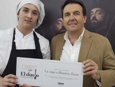Leioa Culinary School Student Wins El Duelo