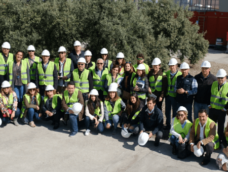 Press trip to the roots of Olive Pomace Oil