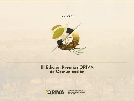 Entrega de los III Premios ORIVA de Comunicación
