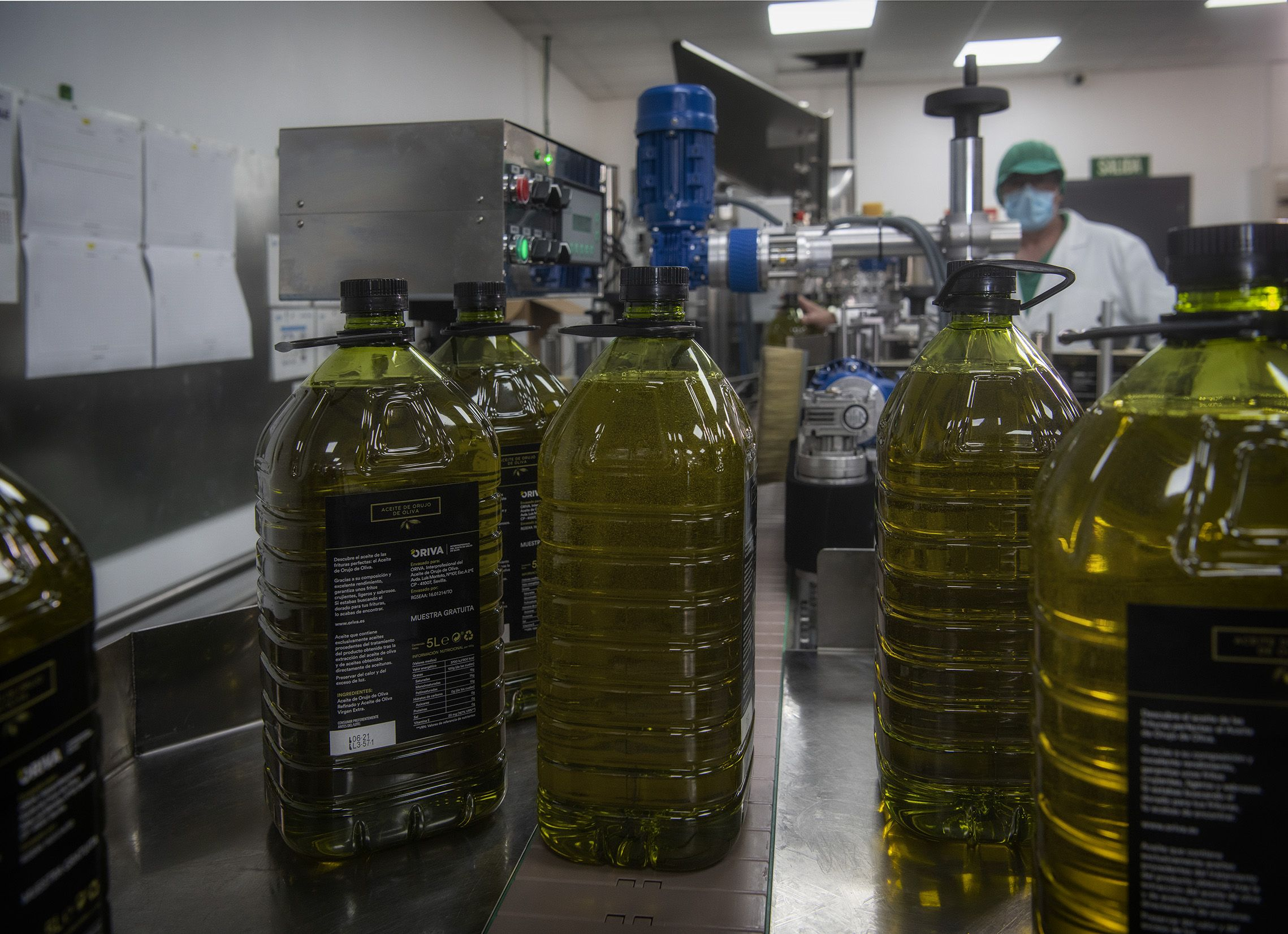 Olive Pomace Oil, a snapshot of the sector