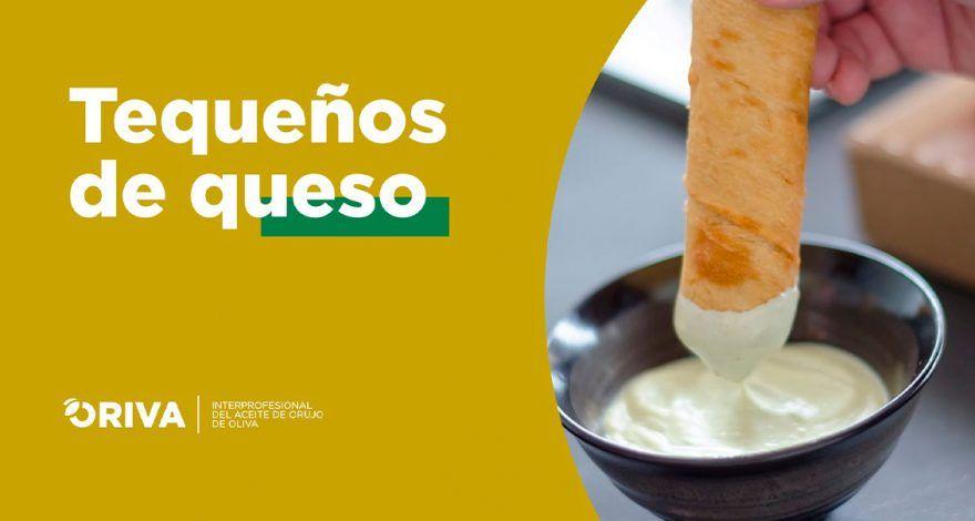 tequeños de queso