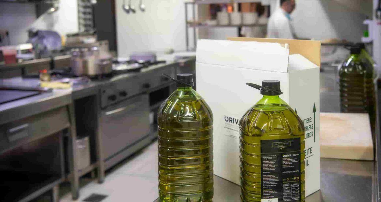 Real decreto aceites de oliva y orujo de oliva
